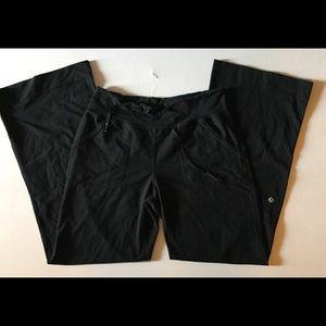 Lululemon Athletica Stretch Flare Yoga Pants